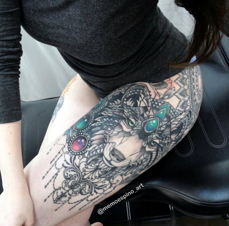 Tattoos schöne mädchen Tattos &