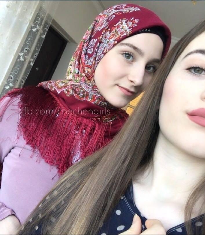 فتيات الشيشان الجميلات